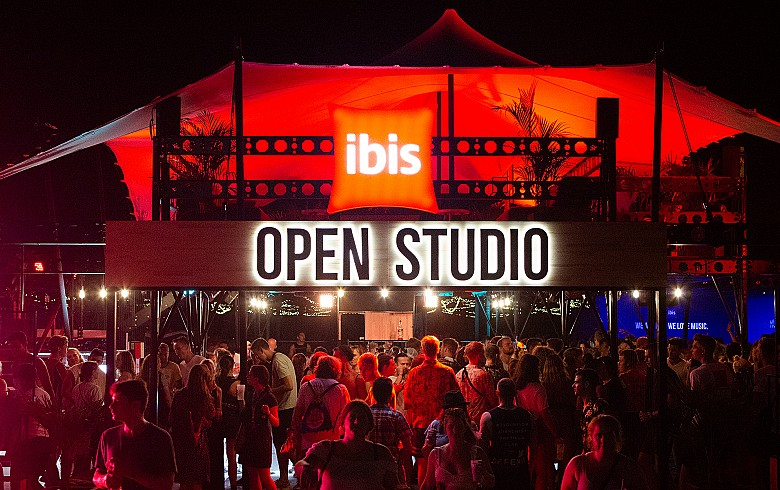 ibis Music - Sziget Activation