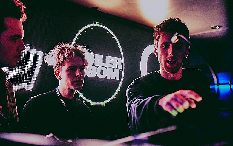 O2, GoThinkBig, Boiler Room Brand Partnership