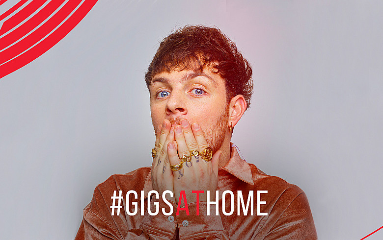 Tom Grennan - ibis MUSIC Gigs At Home