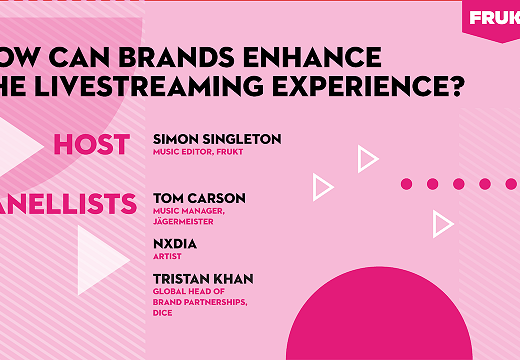 How can brands enhance the live-streaming experience?