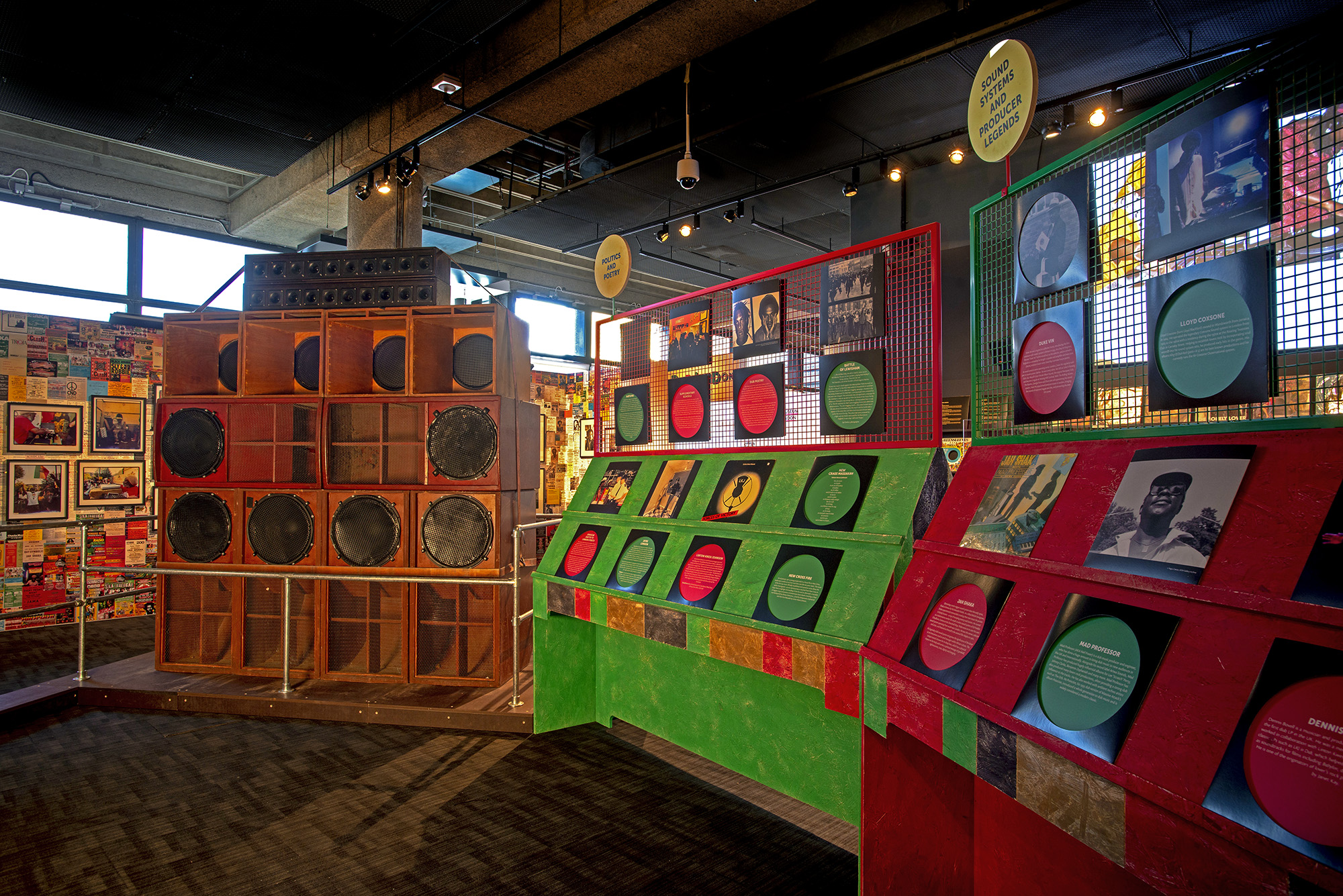 Dub London: Bassline of a City - Museum of London​